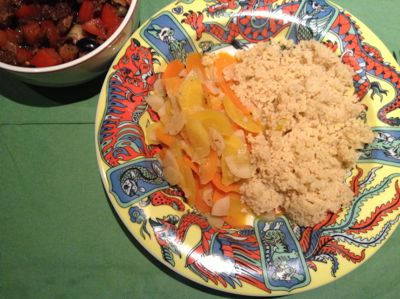 Winterwurzn Couscous